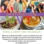MVT CID Introduces Retail/Restaurant Newsletter